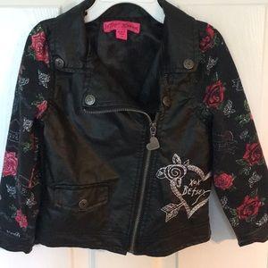Betsey Johnson | Toddler Girl's Jacket 4T